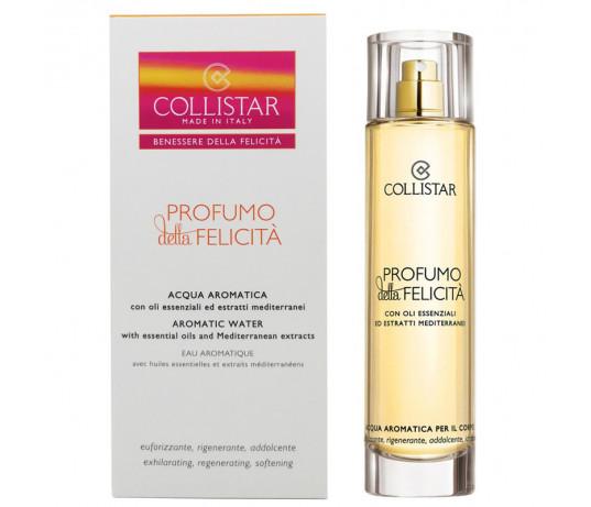 COLLISTAR PROFUMO DELLA FELICITA' Acqua Aromatica  100ml.