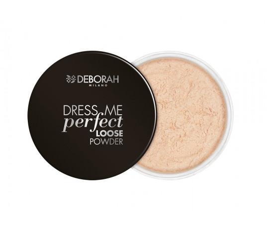 Deborah Dress Me Perfect biri pudra 02 25 g.