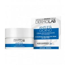 Dermolab Putlinantis dieninis kremas nuo raukšlių,SPF10,visiems odos tipams 50ml.