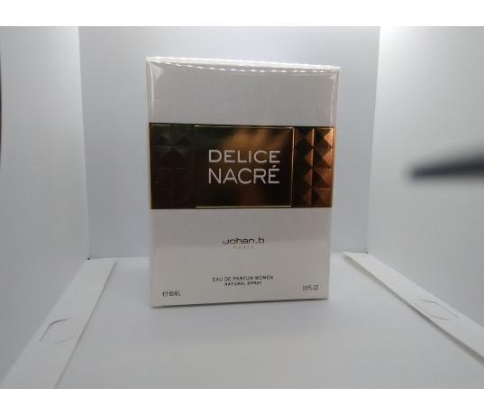 EDP  Delice   Nacré  85ml.