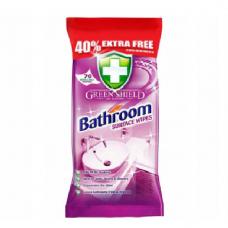 Green Shield Servetėlės vonios kambariams valyti 70vnt.