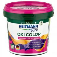 Heitmann pure OXI color universalus dėmių valiklis 500ml.