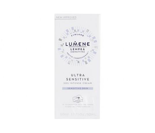 Lumene Ultra Sensitive dieninis veido kremas 50ml.