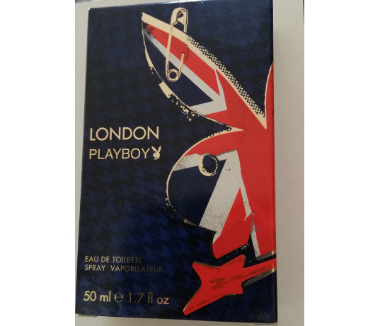 LONDON PLAYBOY 50ml.