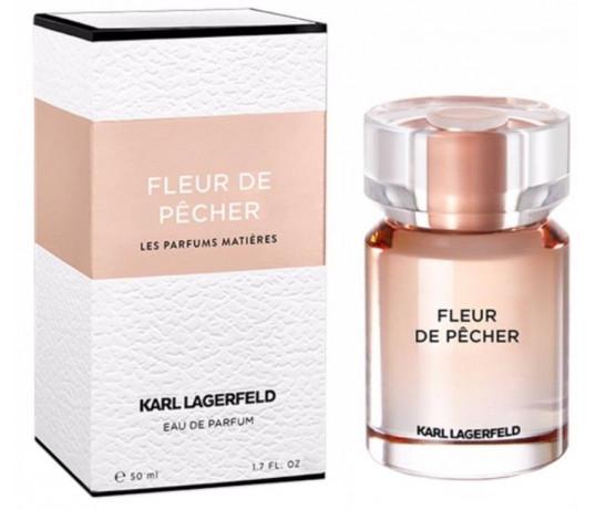 EDP FLEUR DE PECHER Karl Lagerfeld 50ml.