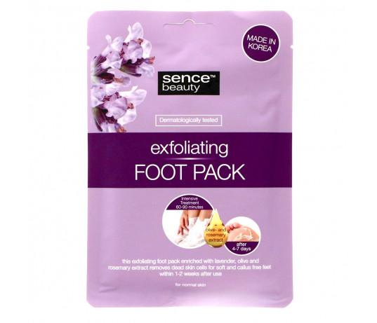 Sence Beauty kojų kaukė/Kojinaitės 40gr.