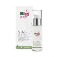 """Sebamed Pro tonizuojamasis serumas su probiotikais """"vital"""" 30 ml."""