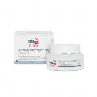 """Sebamed Pro apsauginis drėkinamasis kremas su probiotikais """"active protection"""" 50 ml."""
