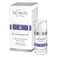 Norel Dr Wilsz  R Re - Generation GF aktyvus paakių kremas nuo raukšlių 15ml.