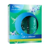 C-THRU Emerald Shine 30ml EDT + 150ml Deodorant Spray