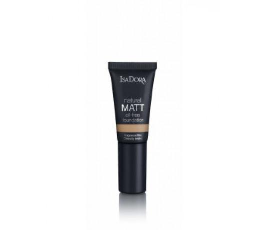 IsaDora Natural Matt kreminė pudra  Nr.18   20 ml.