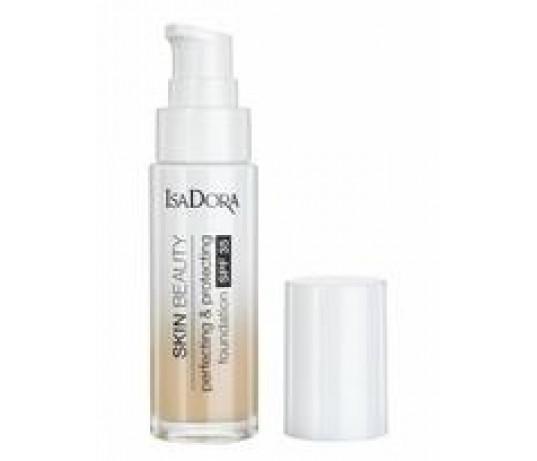 IsaDora Skin Beauty kreminė pudra SPF35 30 ml.