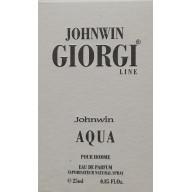 JOHNWIN GIORGI AQUA EDP 25ml