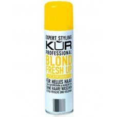 KÜR Sausas plaukų šampūnas šviesiems plaukams 250ml.