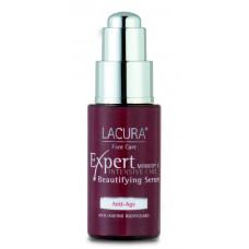 LACURA expert grožio serumas veidui 30ml.