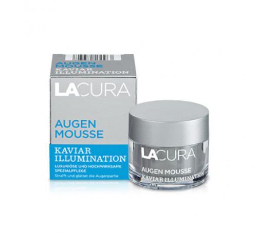 Lacura  Kaviar Illumination paakių kremas 15ml.