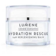 Lumene Hydration Rescue balzamas normaliai/sausai odai 50ml.