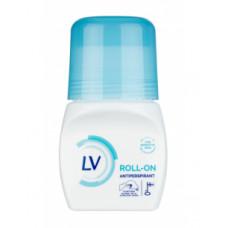 LV rutulinis antiperspirantas 60 ml.