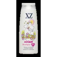 XZ Muumi 2 in 1 Šampūnas vaikams 250ml.