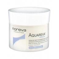 Noreva Aquareva drėkinamasis kremas nakčiai 50 ml.