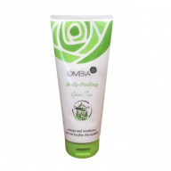 Ombia Body-Peeling Green Tea kūno pilingas 200ml.