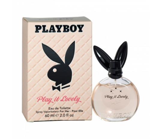 Playboy Play it Lovely  60ml.