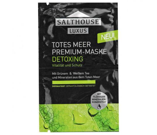 Salthouse veido kaukė Detoksuojanti  2*5ml.
