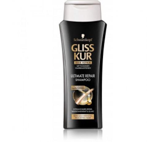 Schwarzkopf Gliss ultimate repair šampūnas 400ml.