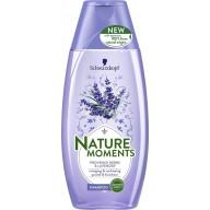 Schwarzkopf  Provence Herbs$Lavender apimties ir vešlumo suteikiantis šampūnas 250ml.