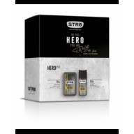 STR8 HERO EDT 50ml. + purškiamas dezodorantas 150ml.