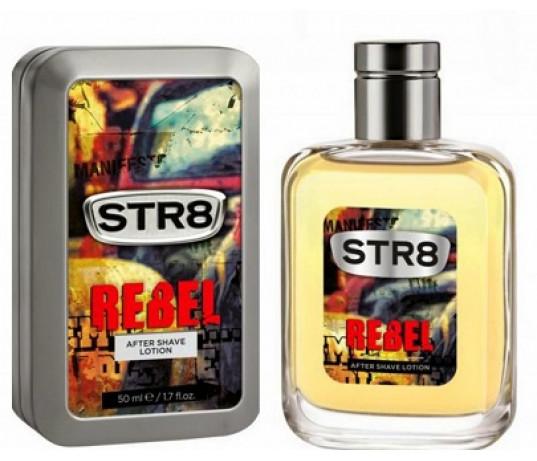 STR8 REBEL Lotion 50ml.